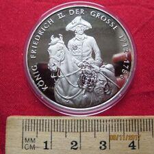 Medaille - König Friedrich II. der Grosse 1712-1786 - 1000 Jahre Potsdam 1993 IV