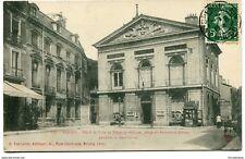 CPA-Carte postale- France - Bourg-en-Bresse - Hôtel de Ville - 1908 (CP1713)