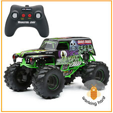 GRAVE DIGGER 1:10 RC Remote Control Monster Jam Racing Car Truck Toy Kids Gift