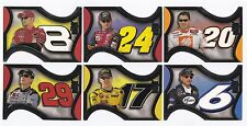 2001 VIP MAKING THE SHOW NEAR-Complete 23/24 card set BV$20! Gordon, Harvick
