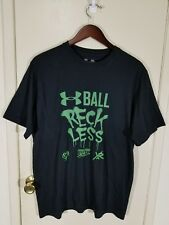 Under Armour X Young & Reckless Mens Basketball T-Shirt Ball Reckless Size Xl