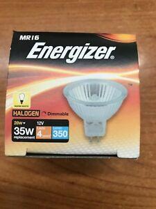 4 x Dimmable  MR16 28W = 35W Halogen Lamp 12v GU5.3 Reflector Spot Light Bulb