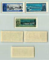 Russia USSR 1962 SC 2692-2694 MNH . f4913