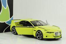 BMW 3.0 CSL Hommage hellgrün 1:18 Norev Dealer Collection