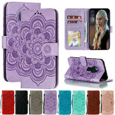 For Nokia 5.3 2.3 1.3 7.2 6.2 Sunflower Wallet Flip Leather Phone TPU Case Cover