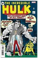 MARVEL Incredible Hulk #1 Comic Book 1st Appearance of Hulk Facsimile Variant NM