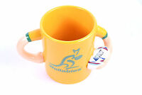 Rugby World Cup 2015 Australia Wallabies Ceramic Coffee Tea Mug Cup In Gift Box