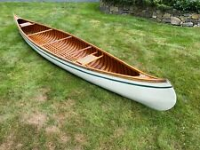 1911 Old Town Canoe Wood & Canvas (Early Model) New York