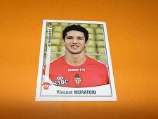 273 V. MURATORI ROCHER AS MONACO LOUIS II PANINI FOOT 2011 FOOTBALL 2010-2011