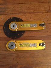 Powercranks Adjustable Length Training Crankset