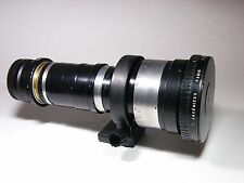 Angenieux ZOOM F 9.5-95mm 1:2.2 TYPE 10x9.5B with MFT mount BMPCC Black Magic