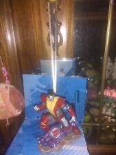 Colossus Disney store figure ornament X-men