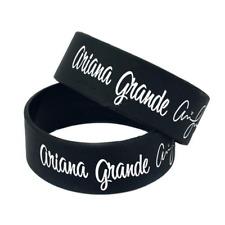 Ariana Grande Silicone Rubber Wristband bracelet jewelry new 1pcs