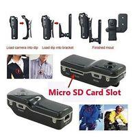 Mini DV DVR Hidden Digital MD80 Thumb Video Recorder Camera  Webcam Camcorder GV
