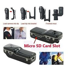 Mini DV DVR Hidden Digital MD80 Thumb Video Recorder Camera  Webcam Camcorder QD