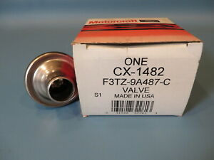 New OEM Valve Motorcraft CX1482 / F3TZ-9A487-C FORD