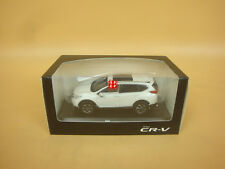 1/43 2017 China All new Honda CR-V CRV diecast model white color