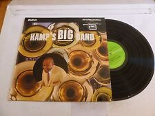 LIONEL HAMPTON - Hamp's Big Band - 1970 UK green label 12-track stereo LP