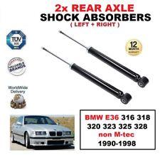2 x amortisseurs arrières pour BMW E36 316 318 320 323 325 328 non M-Tec