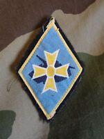 Ecusson 1re DIV Division patch badge DB BM Blindée Mécanisée Force Scorpion