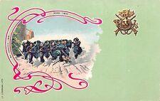 1548) ASTI, 33 BATTAGLIONE BERSAGLIERI DELL' 11 REGGIMENTO.