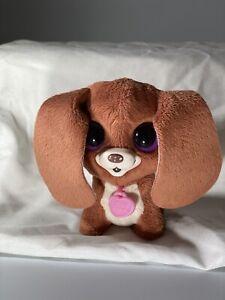 "2016 Hasbro FurReal Friends Luvimals Harmony Cool Sweet Singing Dog Toy 4.5"" GUC"