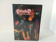 ENTOMBED Monkey Puss – Live In London DVD All Regions Earache Records