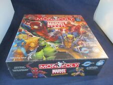 Monopoly Marvel Heroes Collector's Edition Board Game **BRAND NEW** Sealed