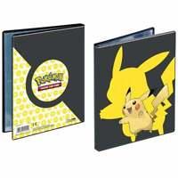 Ultra PRO Pokemon 4-Pocket Trading Card Album / Portfolio | Pikachu 2019