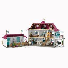 Schleich - 42416 Großer Pferdehof mit Wohnhaus und Stall