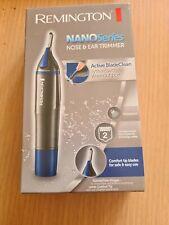 Remington NE3850 Nose-Nasal-Ear-Eyebrow Facial Nano Hair Clipper Trimmer For Men