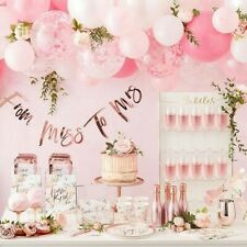 Floral Hen Party Supplies. Select From Tableware, Decorations & More