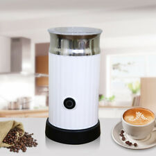 Automatic Milk Frother with Stainless Steel Container for Soft Foam Cappuccino
