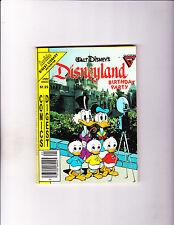 "Walt Disney's Birthday Party Comic Digest No 1 -1985 -  ""Photo Cover ! """
