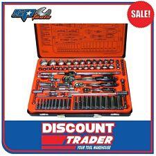 "SP Tools 71 Piece 1/4"" 3/8"" & 1/2"" Drive Motorsport Metric Socket Set - SP20610"