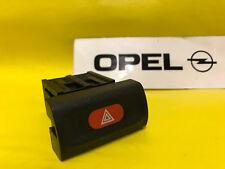NEU + ORIG Opel Schalter Omega B Warnblinkanlage Warnblinker Blinker Stecker