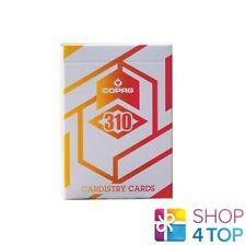 Copag 310 Cardistry Alpha Orange Spielkarten Deck Papier Standard Neu