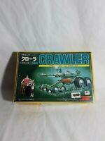 Crusher Joe Hunter Crawler 1:48 Scale Model Kit Takara 1980s Aus Seller
