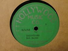 1 of kind acetate actor ROBERT EASTON  a personal pressing of IMITATIONS- HEAR!