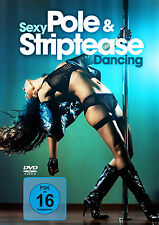 DVD Sexy Pole & Striptease Dancing