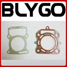 Engine Head Bottom Base Gasket ZS300cc 250cc Water Cooled PIT Quad Dirt Bike ATV
