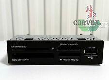 """HP COMPAQ 405955-003 interno USB & lettore di schede di memoria 3.5"""" dc5800 dx2400 dx2300"""