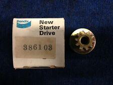 0386103,386103 NOS OMC Johnson/Evinrude clutch,starter pinion