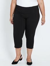 NEW Women's Autograph Super Stretch Crop - Plus Size | Bottoms Pants