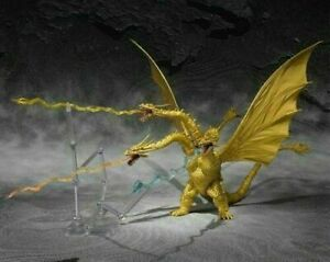 Bandai S.H.MonsterArts Godzilla King Ghidorah Special Color ver. Thunder Beam