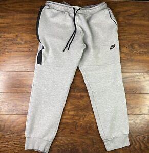 Nike Tech Fleece Pants XL Gray D1