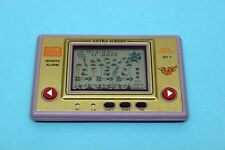 LCD Game Clock Spiel Handheld Watch - EXTRA SCREEN MG9 - SPACE RESCUE - 80er