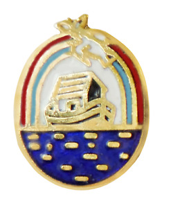 Royal Ark Mariner Masonic Fraternity Freemasonry Masonic Small Pin Badge