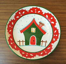 Mary Engelbreit Gaetano Pottery Christmas Bowl