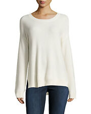 NEW Joie Moselle Knit Pullover Sweater-Chalk size XS